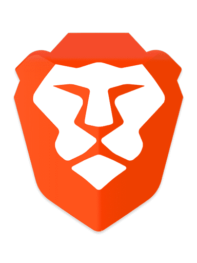 Brave Logo sign up