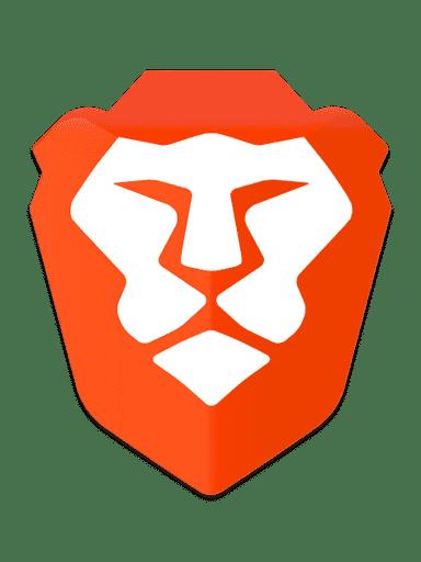 Brave Logo sign up